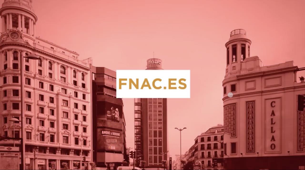 Carátula campaña FNAC